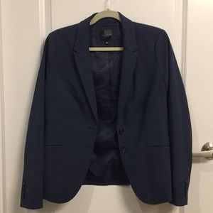 Blue blazer from The Limited, size 12.